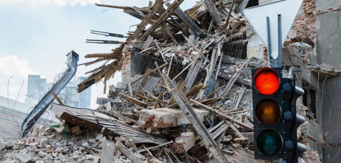 Interesantes las métricas de los encendidos de la TV, como primera fuente de información, tras el terremoto registrado a las 23:50 horas del jueves pasado.