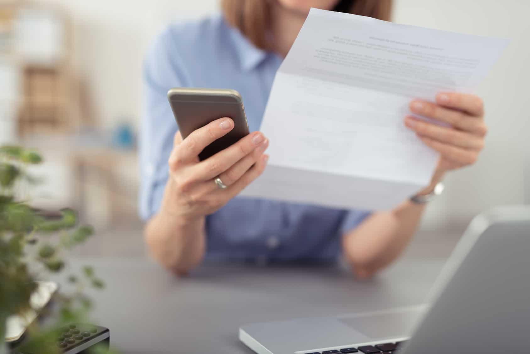 Debe tomarse en cuenta que en la contratación de un plan en la modalidad de postpago es requisito indispensable.
