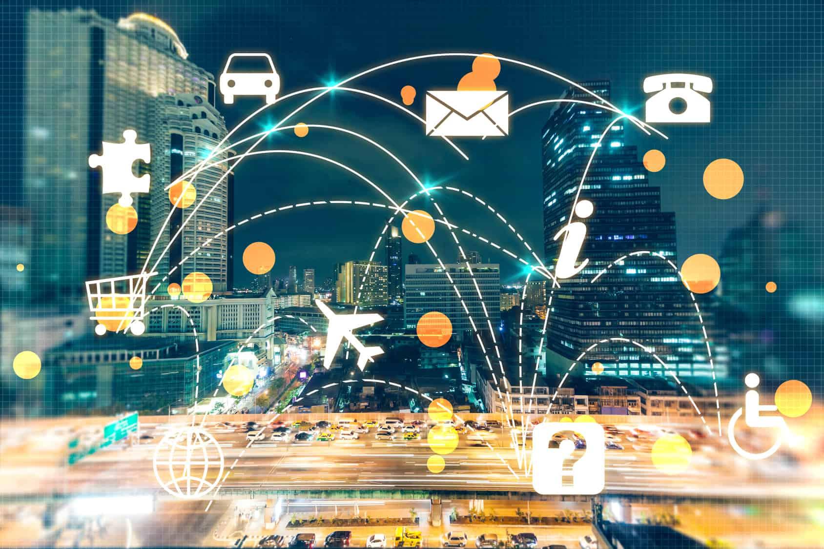 """La interconexión de los aparatos que nos rodean a la red se conoce como Internet de las Cosas (IoT, por sus siglas en inglés) y donde México se mantiene a la vanguardia en América Latina. """"Comparado..."""