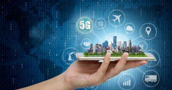Los sistemas 5G ampliarán los servicios de comunicación móvil más allá de la telefonía móvil.