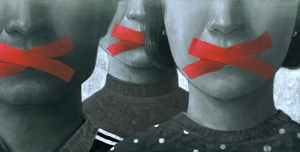 libertad de expresión censura de contenido